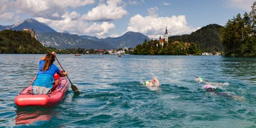 Swimming Holiday in Slovenia