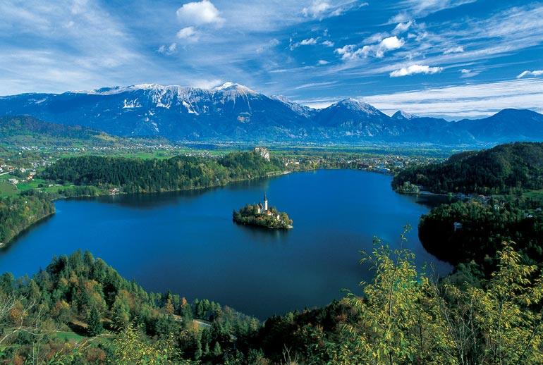 Strel_Swimming_Slovenian_Lakes_Bled