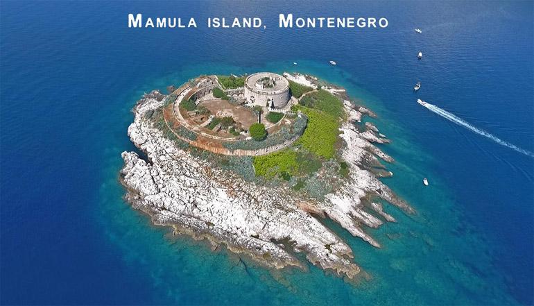 Swimming-Montenegro-Holidays-Mamula-Island