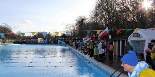Tooting bec swimming 2