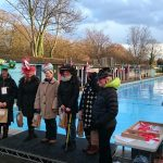 Tooting bec swimming 3